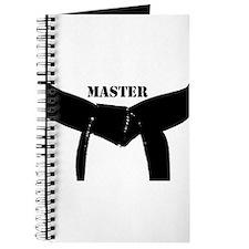 Martial Arts Master Journal