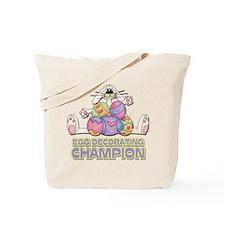 Egg Decorating Champion Tote Bag
