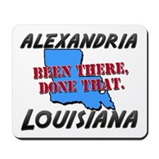 alexandria louisiana - been there, done that Mouse
