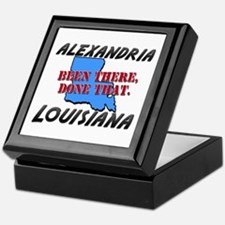 alexandria louisiana - been there, done that Keeps