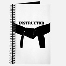 Martial Arts Instructor Journal