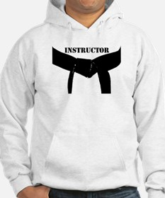 Martial Arts Instructor Hoodie