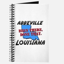 abbeville louisiana - been there, done that Journa