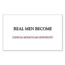 Real Men Become Clinical Molecular Geneticists Sti