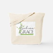 Embrace Grace Tote Bag