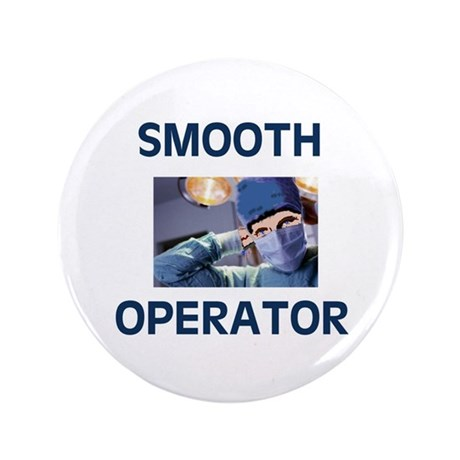 "SURGERY 3.5"" Button (100 pack)"