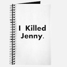 I Killed Jenny Gear! Journal