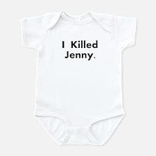I Killed Jenny Gear! Infant Bodysuit