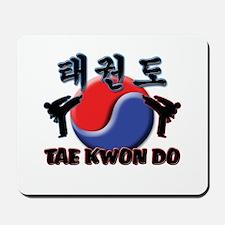 Tae Kwon Do Mousepad