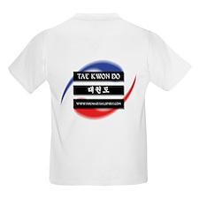 Tae Kwon Do Kids T-Shirt
