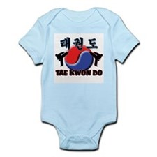 Tae Kwon Do Infant Creeper