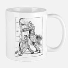 03/25/1909 - Subway Cartoon Mug