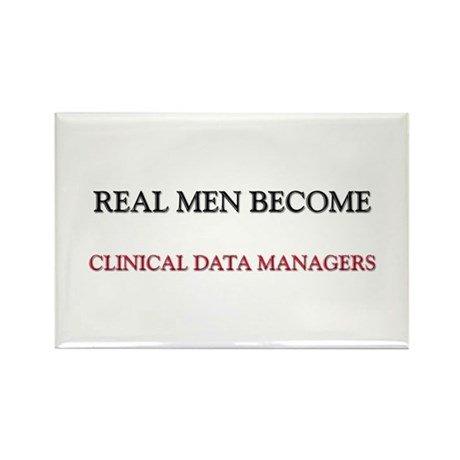 Real Men Become Clinical Data Managers Rectangle M