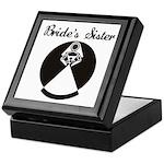Bride's Sister Keepsake Box