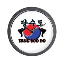 Tang Soo Do Wall Clock