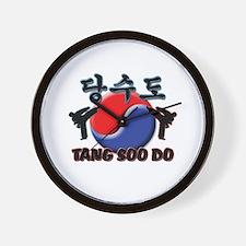 Tang Soo Do Wall Clock