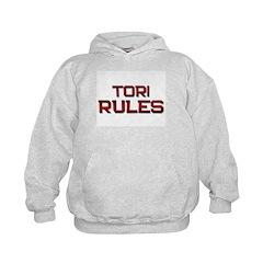tori rules Hoodie