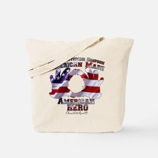 Sgt. Simpson Tote Bag