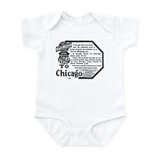 03/25/1909 - Union Pacific Infant Bodysuit