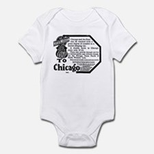 03/25/1909 - Union Pacific Infant Bodysuit