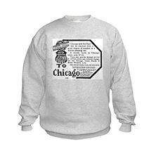 03/25/1909 - Union Pacific Sweatshirt