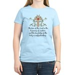 The Fear Of The Lord Women's Light T-Shirt