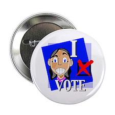 "I Vote 2.25"" Button (10 pack)"