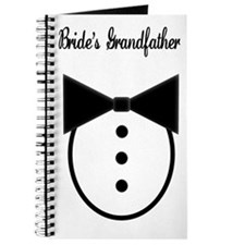 Grandfather of the Bride Journal
