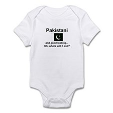 Good Looking Pakistani Infant Bodysuit