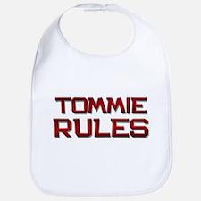 tommie rules Bib