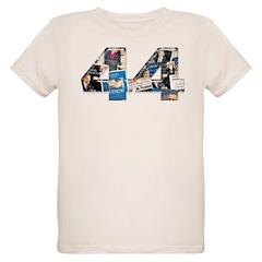 44: Obama Inauguration Newspa T-Shirt