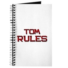 tom rules Journal