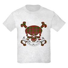 MacAlister Tartan Skull T-Shirt