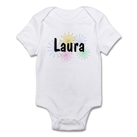 Personalized Laura Infant Bodysuit
