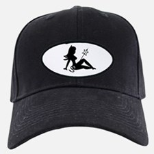 Devil Mudflap Girl Baseball Hat