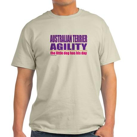 Australian Terrier Agility Light T-Shirt