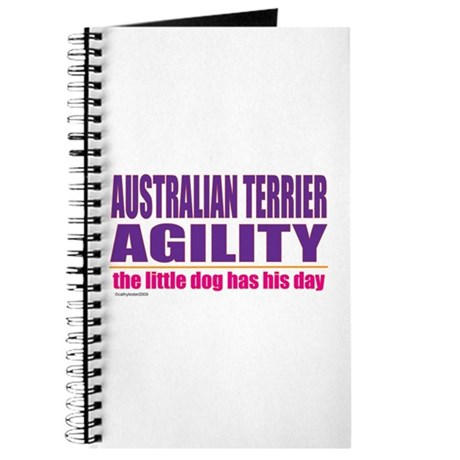 Australian Terrier Agility Journal