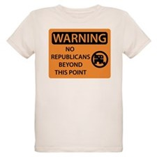 No Republicans T-Shirt
