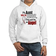 Angel 1 AUNT Lung Cancer Hoodie