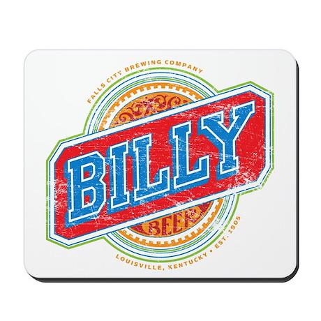 Billy Beer Mousepad
