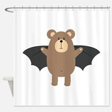 Vampire Grizzly Bear Ce206 Shower Curtain
