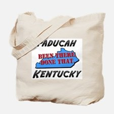 paducah kentucky - been there, done that Tote Bag