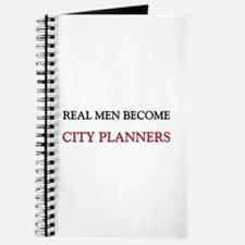 Real Men Become City Planners Journal
