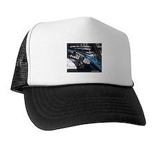 Nautical Trucker Hat