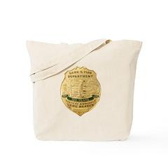 Minnesota Game Warden Tote Bag