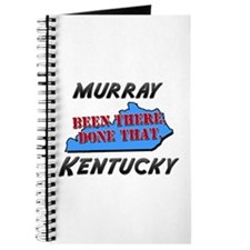 murray kentucky - been there, done that Journal