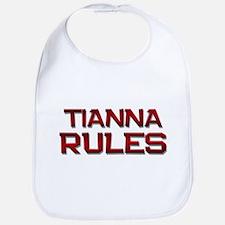 tianna rules Bib