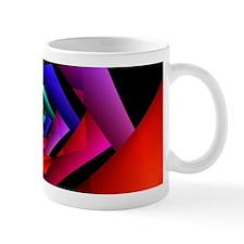 """""""Cosmic Flower"""" Fractal Art Mug"""