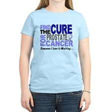 Find The Cure Prostate Cancer Shirt T-Shirt