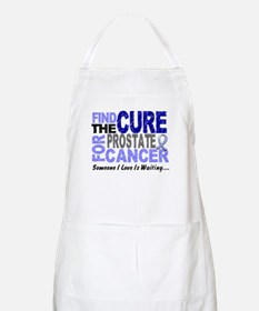 Find The Cure Prostate Cancer BBQ Apron